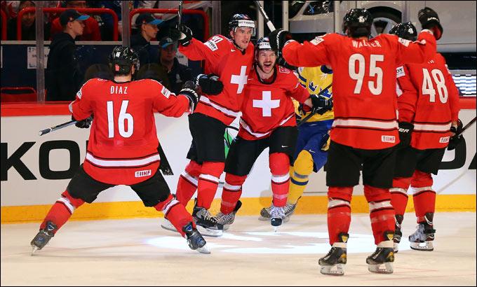 Швейцария переживает хоккейный бум