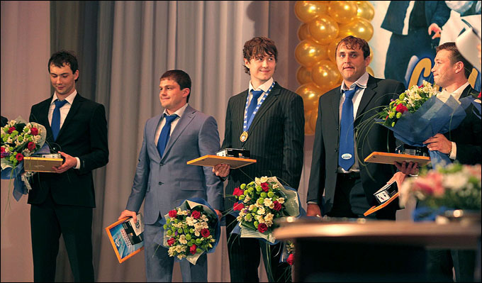 """Торжественная церемония награждения """"Тороса"""""""