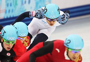 Виктор Ан за спинами своих главных конкурентов в борьбе за золото Олимпиады