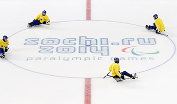 В Сочи стартует Паралимпиада-2014