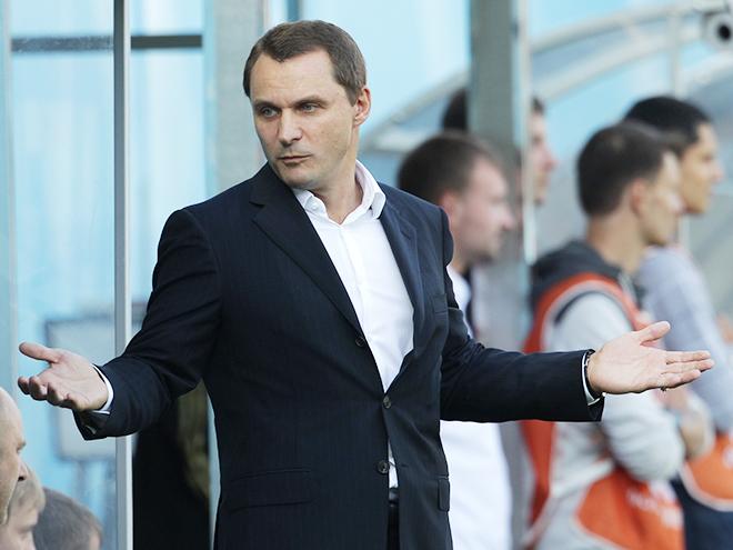 Новый главный тренер «Динамо» Андрей Кобелев