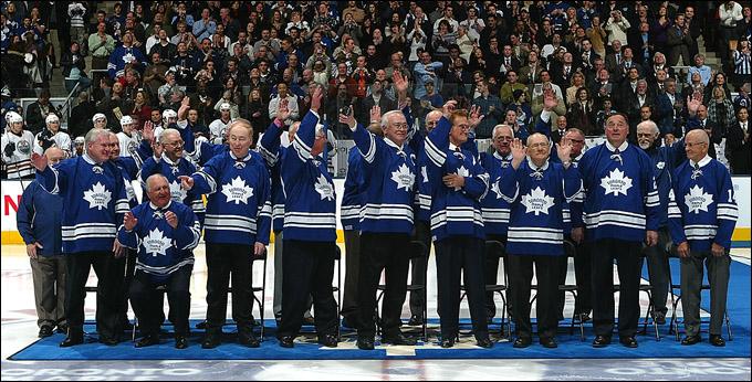 Такие они сейчас, последние обладатели Кубка Стэнли из Торонто