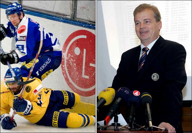 02.05.2010. Еврохоккейтур. Шведские игры. Швеция - Финляндия - 3:2. Фото 01.