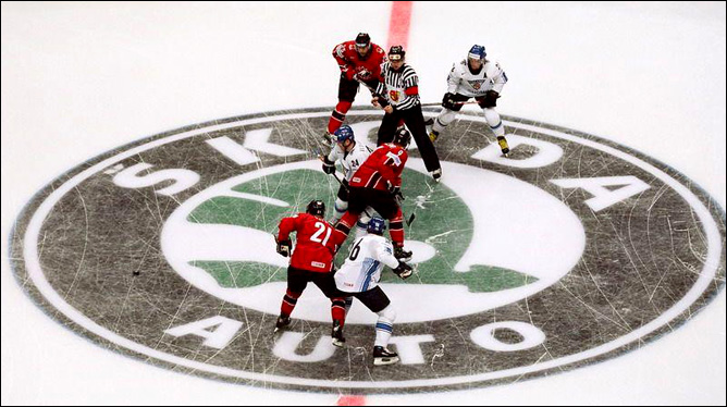 Хоккей. История чемпионатов мира. Часть 24. ЧМ-2004. Фото 02.