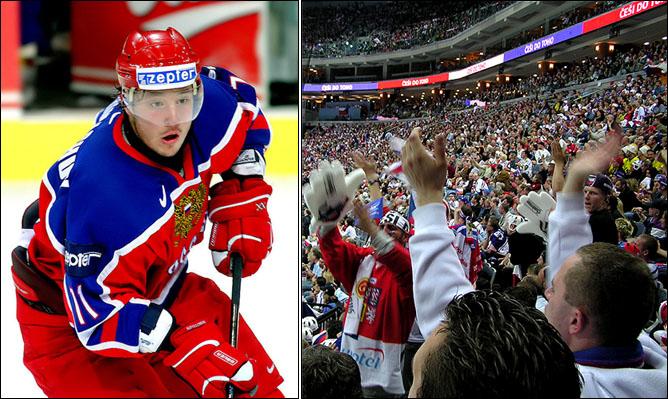 Хоккей. История чемпионатов мира. Часть 24. ЧМ-2004. Фото 03.