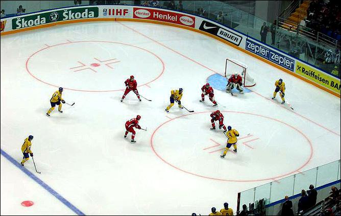 Хоккей. История чемпионатов мира. Часть 24. ЧМ-2004. Фото 04.