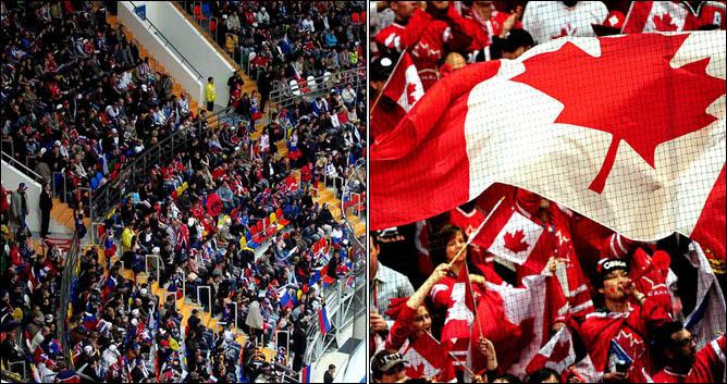 Хоккей. История чемпионатов мира. Часть 24. ЧМ-2004. Фото 05.