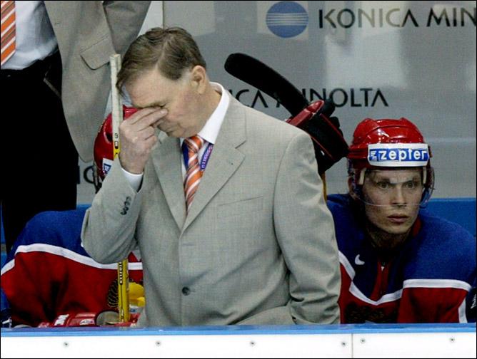 Хоккей. История чемпионатов мира. Часть 24. ЧМ-2004. Фото 06.