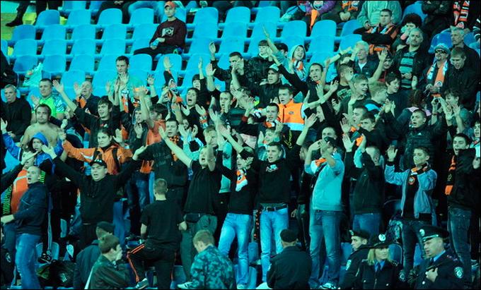 Восемь игр посетили всего 77 819 зрителей.