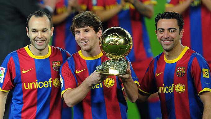 Содержать таких футбольных звёзд, как Месси, Хави и Иньеста, стоит недёшево