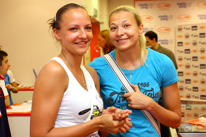 Женская сборная России провела примерку новой формы в преддверии Евробаскета-2011 (1)