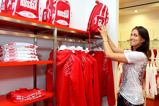Женская сборная России провела примерку новой формы в преддверии Евробаскета-2011 (2)
