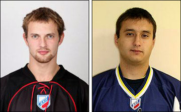 Сергей Елизаров и Александр Селянин
