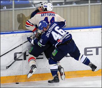 Евгений Артюхин и Янне Яласваара