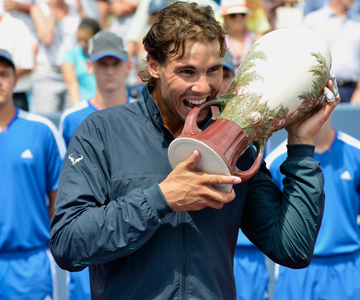 Рафаэль Надаль — фаворит мужского US Open-2013