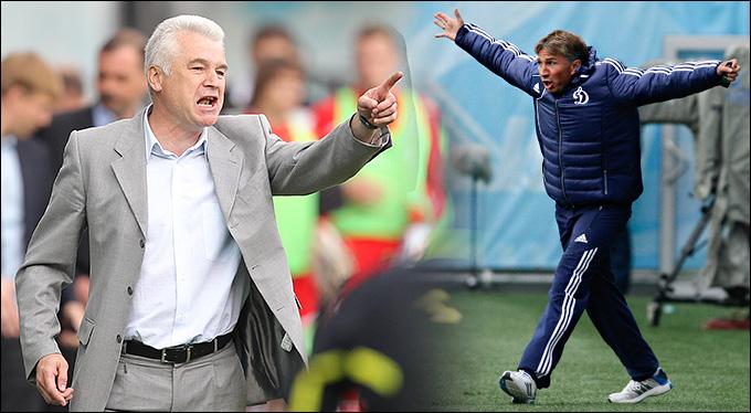 Сергей Силкин и Дан Петреску