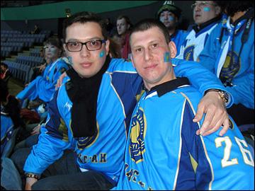 Приключения казахстанских болельщиков