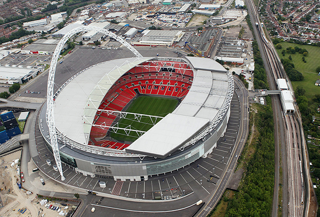 Финал Евро-2020 пройдёт в Лондоне, на стадионе «Уэмбли»