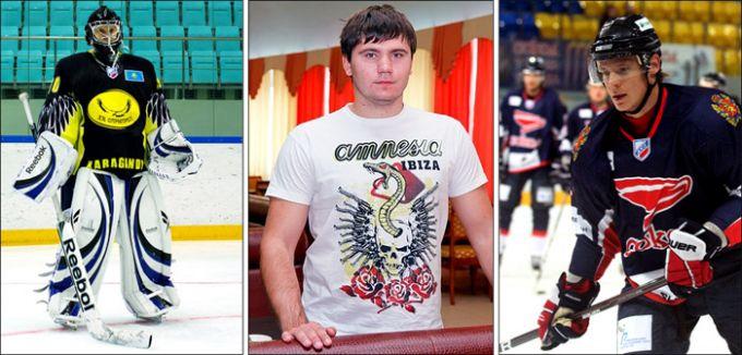 Слева направо: Владимир Ковач, Александр Заливин и Александр Сёмин