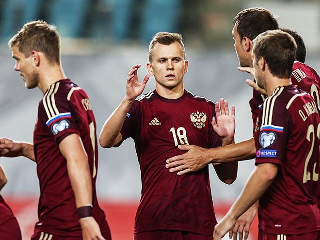 Денис Черышев — главная надежда сборной России