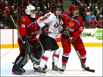 Антон Худобин в молодежной сборной России