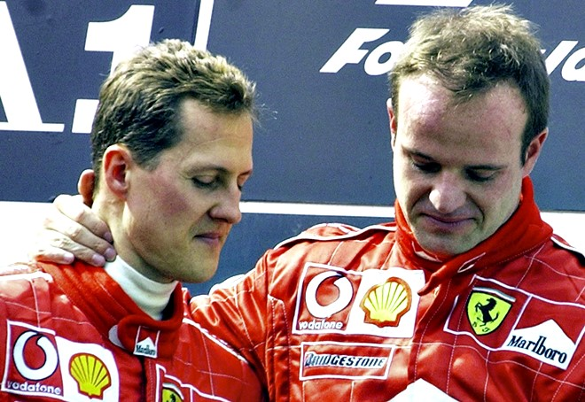 Австрия-2002 своеобразно вошла в историю Формулы-1