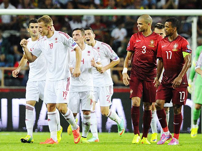 «Португальцы проиграли Албании – уму непостижимо!»