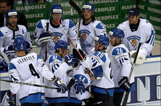 Финский триумф-2011