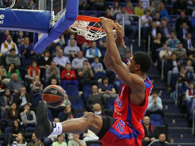 Кайл Хайнс и ЦСКА выиграли каждый из 10 матчей основного раунда Евролиги