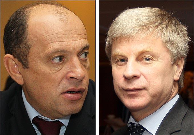 Сергей Прядкин и Николай Толстых