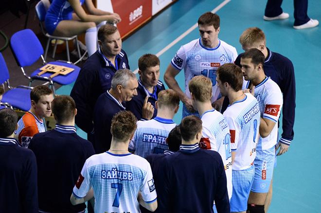 Московское «Динамо» добилось очередной победы