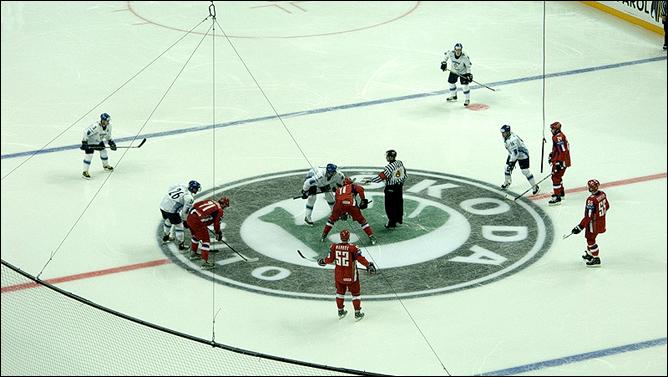 Хоккей. История чемпионатов мира. Часть 25. ЧМ-2005. Фото 01.