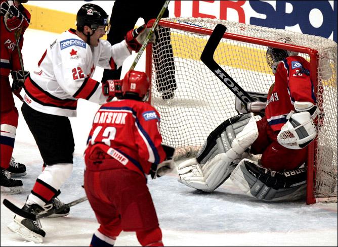 Хоккей. История чемпионатов мира. Часть 25. ЧМ-2005. Фото 03.
