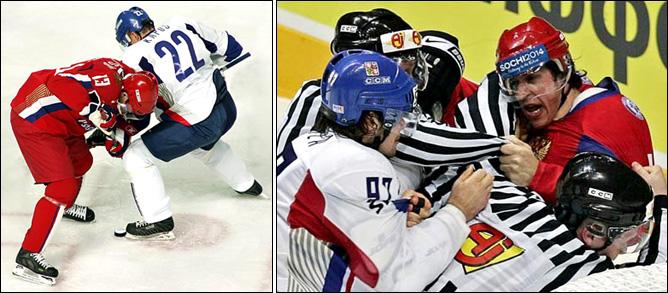 Хоккей. История чемпионатов мира. Часть 25. ЧМ-2005. Фото 04.