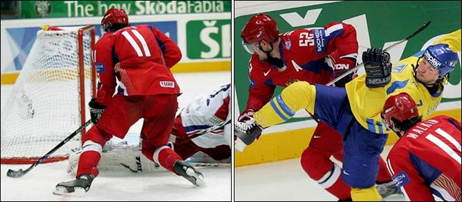 Хоккей. История чемпионатов мира. Часть 25. ЧМ-2005. Фото 05.
