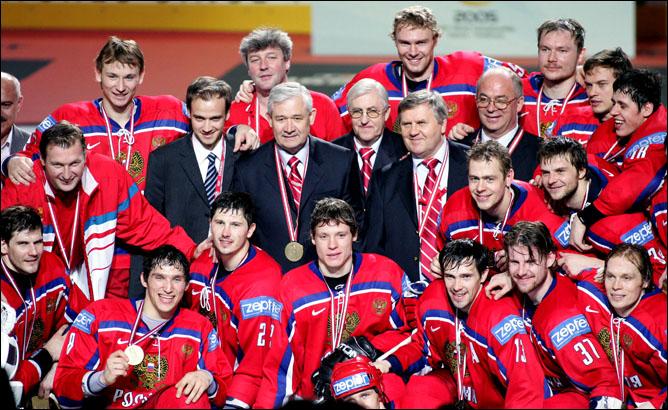 Хоккей. История чемпионатов мира. Часть 25. ЧМ-2005. Фото 08.