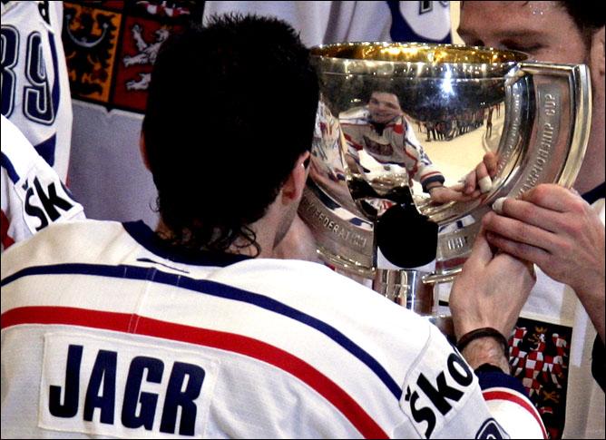 Хоккей. История чемпионатов мира. Часть 25. ЧМ-2005. Фото 09.