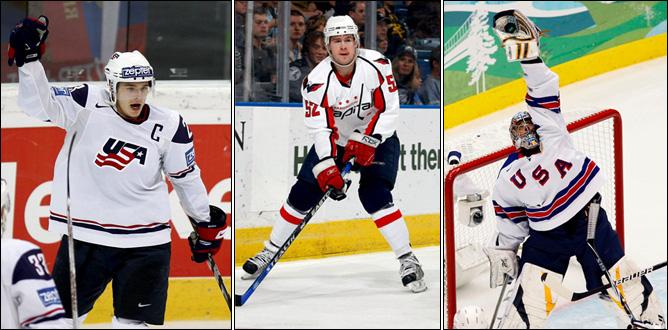Трофеи НХЛ-2010. Фото 14.