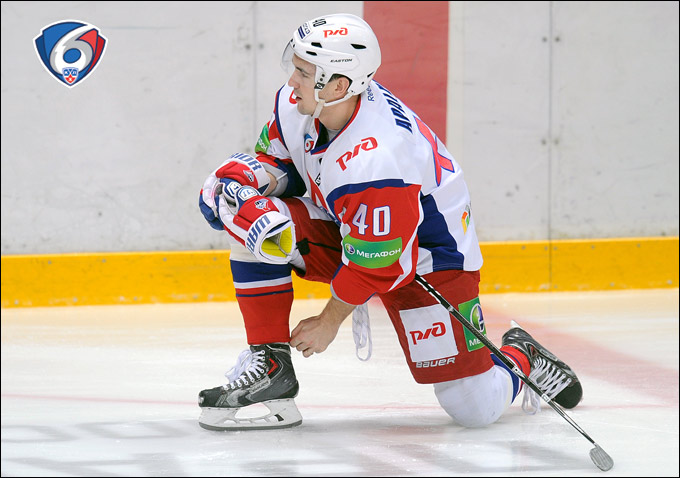 Даниил Апальков: В Риге сложно играть, у них всегда полный стадион