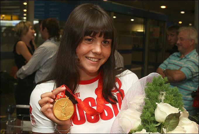 Лариса Ильченко, завоевавшая золото Пекина, пропустит Олимпиаду-2012