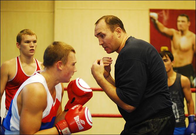 Устинов провёл мастер-класс в Москве