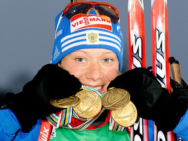 Ольга Зайцева завершила спортивную карьеру