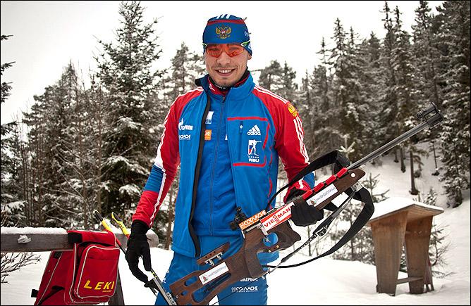 Антон Шипулин. Есть первая победа в карьере на этапах Кубка мира