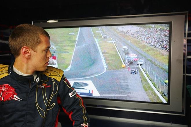 Себастьян Феттель на Гран-при Германии-2008