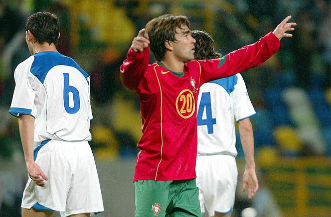 Квалификация ЧМ-2006. Португалия – Россия – 7:1