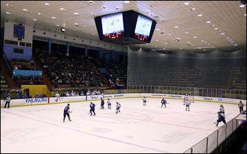 Саратовский лёд