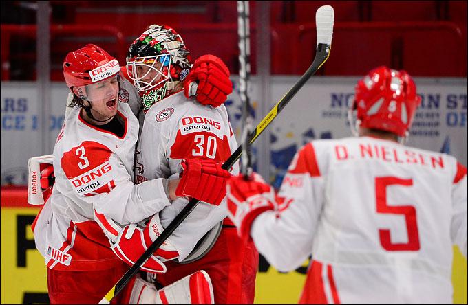 14 мая 2012 года. Стокгольм. Чемпионат мира. Групповой турнир. Латвия — Дания — 0:2