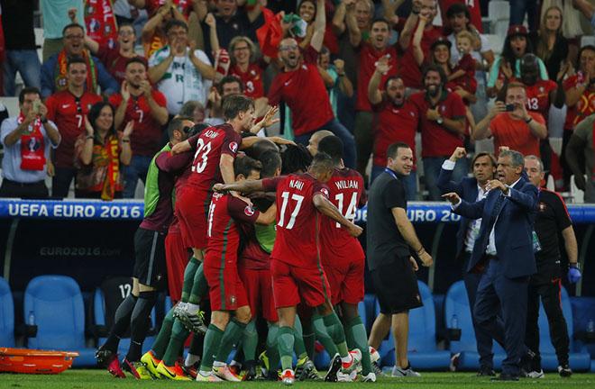 Мгновения 17-го дня Евро-2016