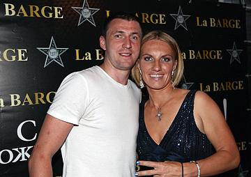 Виталий Фридзон и Светлана Кузнецова