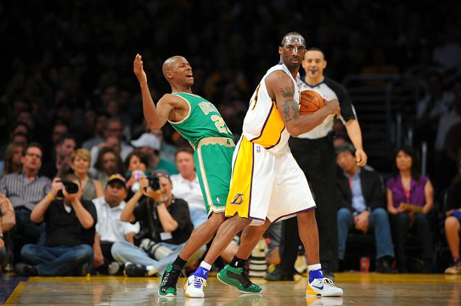 """""""Лейкерс"""" и """"Бостон"""" больше нельзя считать фаворитами НБА"""